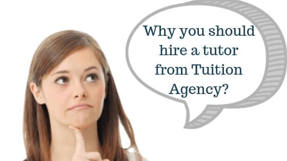 Why you should hire tutor from home tuition bureau